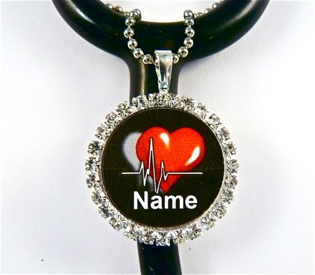 Heart rhythm bling