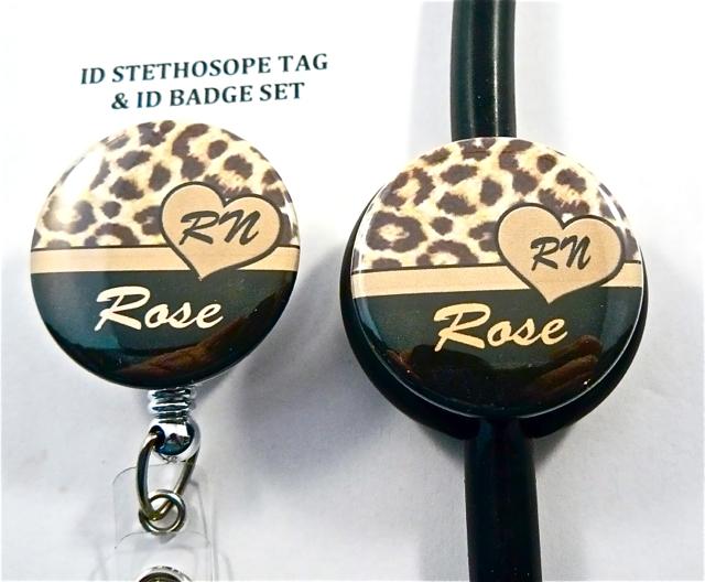 Cheetah print set