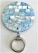 Abalone Shell Blue