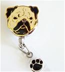 Lovable Pug