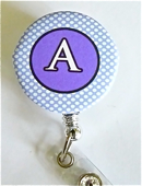 Custom ID Badge reel