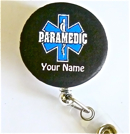 Paramedic ID Badge
