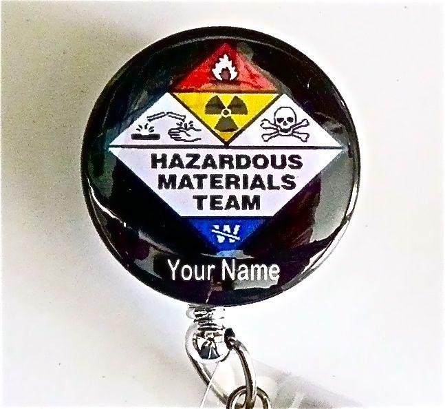 Haz-mat team