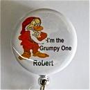 The Grumpy One