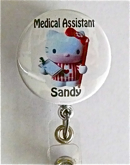 Medical Assistant Hello Kitty