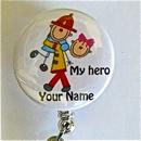 Firefighter My Hero