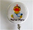 Nurse Rubber Ducky