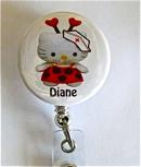 Nurse Hello Kitty Ladybug