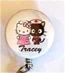 Nurse Hello Kitty & Chococat