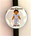 Labor & Deliver Ethnic