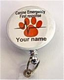 CANINE EMERGENCY 1st RESPONDER