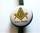 Masonic square & compass