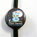 Nurse Owl  blue