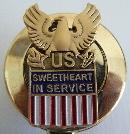 Sweetheart in Service