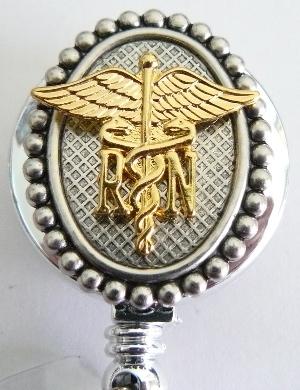 Vintage Nurse RN