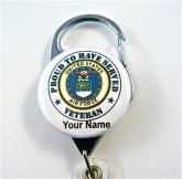 Proud Veteran Air Force