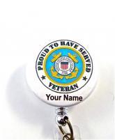 Proud Veteran Coast Guard