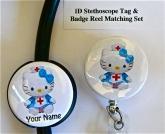 Nurse Hello Kitty set