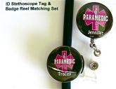 Paramedic n Pink set