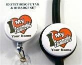 I lv my Paramedic set