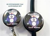 Purple Owl set