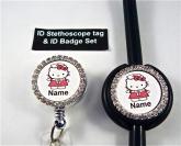 Hello Kitty bling set
