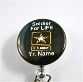 Soldier for life