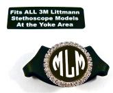 LITTMANN BLING STETHOSCOPE ID TAG