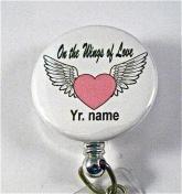 Awareness Wings of Love