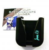 stethoscope ID hip clip holder