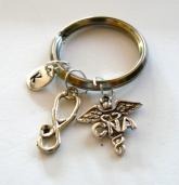 custom key ring engraved