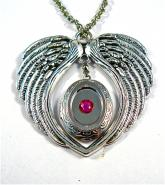 Photo Locket/Swarovski crystal