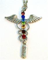 Chakra Rainbow angel