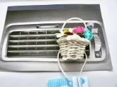 mask holder/fridge magnet/aroma
